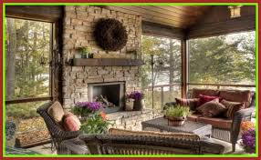 ideas stone fireplace mantel decor ideas unbelievable rock decorating selection page of to r