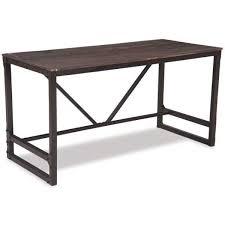IFD560DESK Urban Gold Writing Desk by Artisan Home Furniture