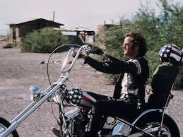 captain america chopper a fake motorbike writer