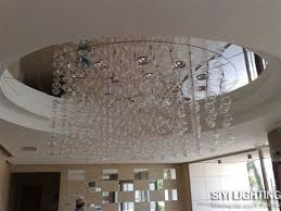 d50cm h200cm ether murano due bubble glass chandelier by patrick pertaining to remodel 19