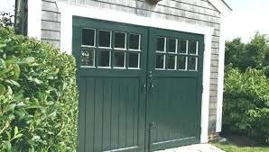 swing open garage doors garage doors hinged swinging swing out in and real carriage garage doors