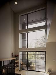 interiror aluminum windows