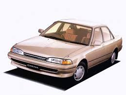 Toyota Carina PDF Manual - Wiring Diagrams