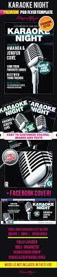 Karaoke Night Flyer Template Template For Karaoke Ladies Night By ElegantFlyer 11