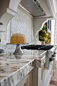 black kitchen cabinets with white marble countertops. Awesome Black Kitchen Cabinets With White Marble Countertops Plus Chic Countertop Edges Counter