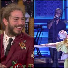 post malone the national performance fallon
