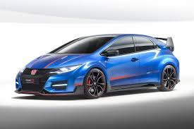 Honda Delivers First Specs For 2015 Civic Type R With Reveal Of ...