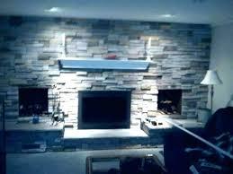 refacing tile reface brick fireplace ideas refacing with tile re a large glass tile refacing brick