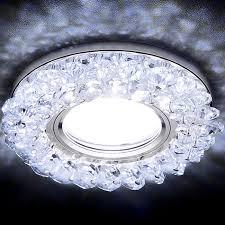 Точечный <b>светильник Ambrella Light S701</b> CL/CH/CLD