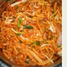 chinese bhel recipe in marathi च यन ज भ ळ maya joshi