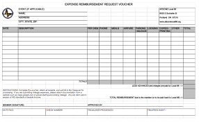 expense reimbursement form doc expense reimbursement expin franklinfire co
