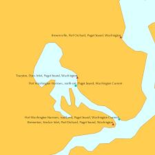Tracyton Dyes Inlet Puget Sound Washington Tide Chart