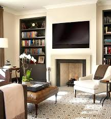 mounting flat screen tv above fireplace fireplace entrancing hang over fireplace for