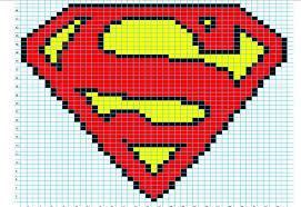 Ravelry Superman Logo Chart Pattern By Elizabeth Thomas
