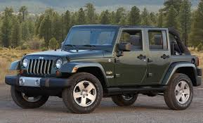 no matter where you live there is probably a slew of used jeep wranglers in your area you see them everywhere on roads in people s driveways