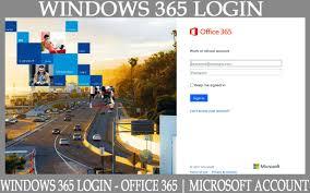 Windows 365 Login Office 365 Microsoft Products Microsoft