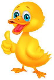 cute duck clipart. Modren Duck Little Duck Clip Art Image For Cute Duck Clipart