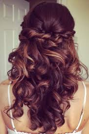 Prom Hair Style Up 23 gorgeous bridal hairstyles for curly hair wedding hairdos 3738 by wearticles.com
