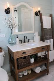 custom bathroom vanity cabinets. Oval White Ceramic Bathtub Glossy Custom Bathroom Vanity Designs Naturally Brown Finish Exposed Terakota Wall Natural Wooden Cabinets V