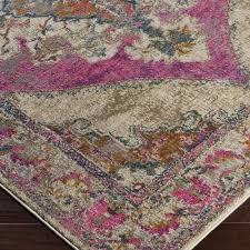 found it at wayfair forrestal pink area rug