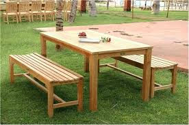 wooden patio dining tables teak set recycled outdoor table for woo teak outdoor dining table
