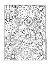Innovative Pattern Coloring Sheets 65 #1482