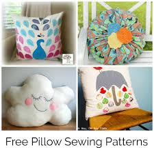 Pillow Patterns Inspiration 48 FREE Pillow Patterns To Sew