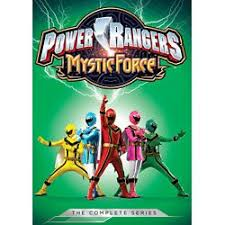 Power Rangers: Mystic Force   Complete Series (DVD)