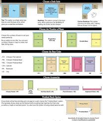 desk components for home office. Office Desk Components Home Furniture D For S