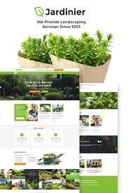 Landscape Website Designers Tema Wordpress 65343 Per Un Sito Di Architettura Del