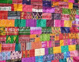 Indian Patchwork Quilt – My Precious Finds EN &  Adamdwight.com