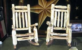 rustic outdoor rocking chairs rustic outdoor rocking chairs rh emriskol com