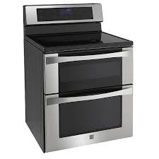 kenmore elite convection oven. double oven electric r; 022096043000 kenmore elite 96043 6.7 cu. ft. convection