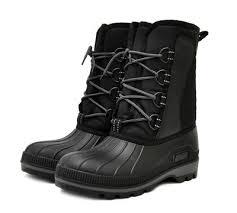 Сапоги мужские Nordman «Kraft» (галоша ТЭП, <b>шнурки</b>) (<b>чёрный</b> ...