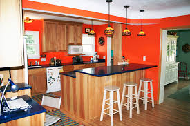 highland park mn kitchen remodel with custom hickory cabinets quartz countertops and elevated bar