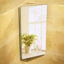 Bathroom wall corner cabinet