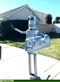 unique mailboxes for residential. Unique Mailboxes For Sale Robot Mailbox Rural Novelty . Residential