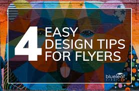 Graphic Design Tips For Flyers 4 Easy Design Tips For Flyers The Arbor Medium