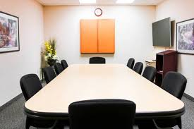 office conference room. We Have One Day Office Which Is A Fully Furnished Executive Office  (excellent For One-on-one Meetings) And Two Large Conference Rooms (adequate Conference Room