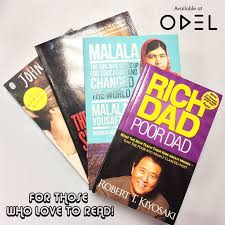 for those who love to read odel odelbooks