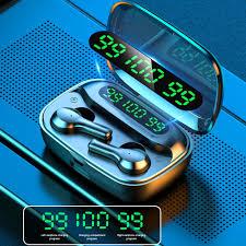 Amoi <b>R3 TWS Wireless</b> Bluetooth 5.0 Earphones HD Call In-Ear ...