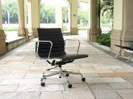 eames aluminum group chair eames management office chair