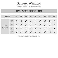 Samuel Windsor Mens Needle 11 Wale Flat Front Corduroy Trousers