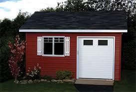 garage door for 6 x 7 shed