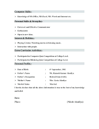 Ms Office Cv Templates Resume Template Microsoft Word 2003 Microsoft Office 2003 Resume