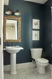 25 Decor Ideas That Make Small Bathrooms Feel Bigger  Makeup Colors For A Small Bathroom