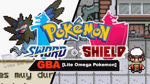 GBA] Pokemon Sword and Shield GBA [LOP] - Ducumon.com