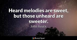 John Keats Quotes A Thing Of Beauty Best of John Keats Quotes BrainyQuote