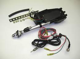 mitsubishi montero oem power antenna mast a power works power antenna kit