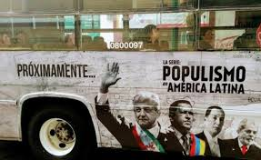 Resultado de imagen para populismo